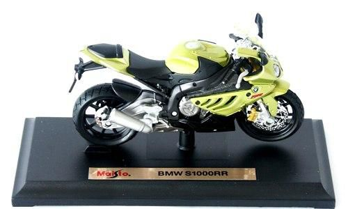 BMW S1000RR gold