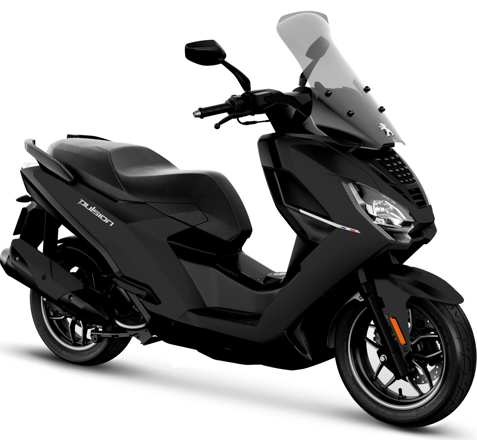 Peugeot Pulsion 125i Active ABS Black