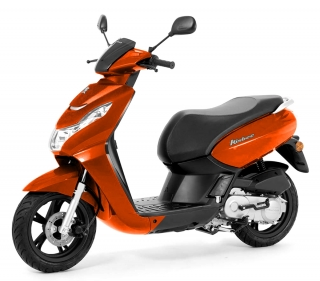 Peugeot Kisbee 50i 4T Active Orange