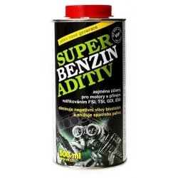 Super benzin aditiv VIF 500ml