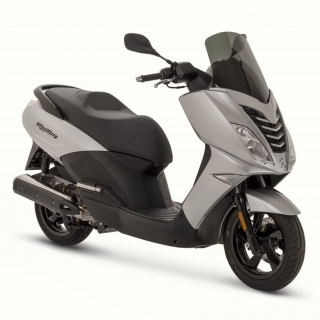 Peugeot Citystar 125i Active SBC Varnish technium