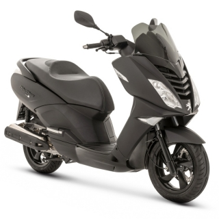 Peugeot Citystar 125i Black Edition ABS