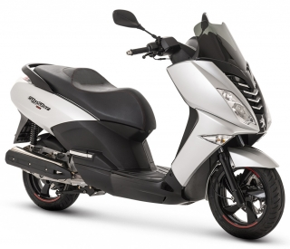Peugeot Citystar 125i RS ABS Satin technium