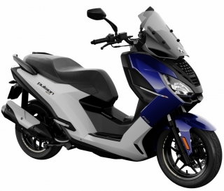 Peugeot Pulsion 125i RS ABS Midnight blue