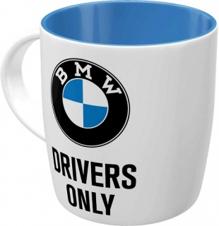 Hrnek BMW Drivers only